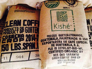 Volcán Dark Roast Coffee