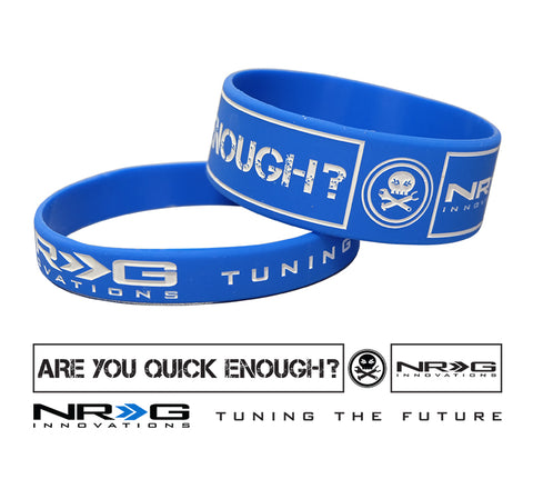 NRG Wristband: Are You Quick Enough?