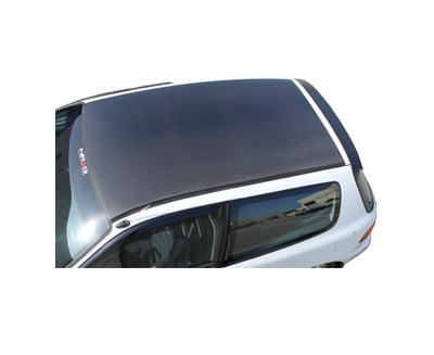 Carbon Fiber Roof 92-95 Honda Civic Hatch Back