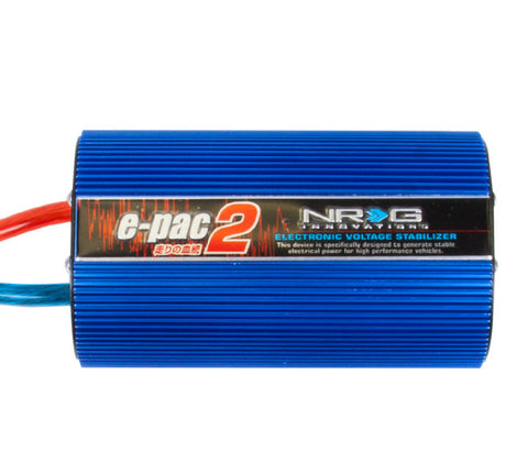 NRG EPAC Charging System - Blue