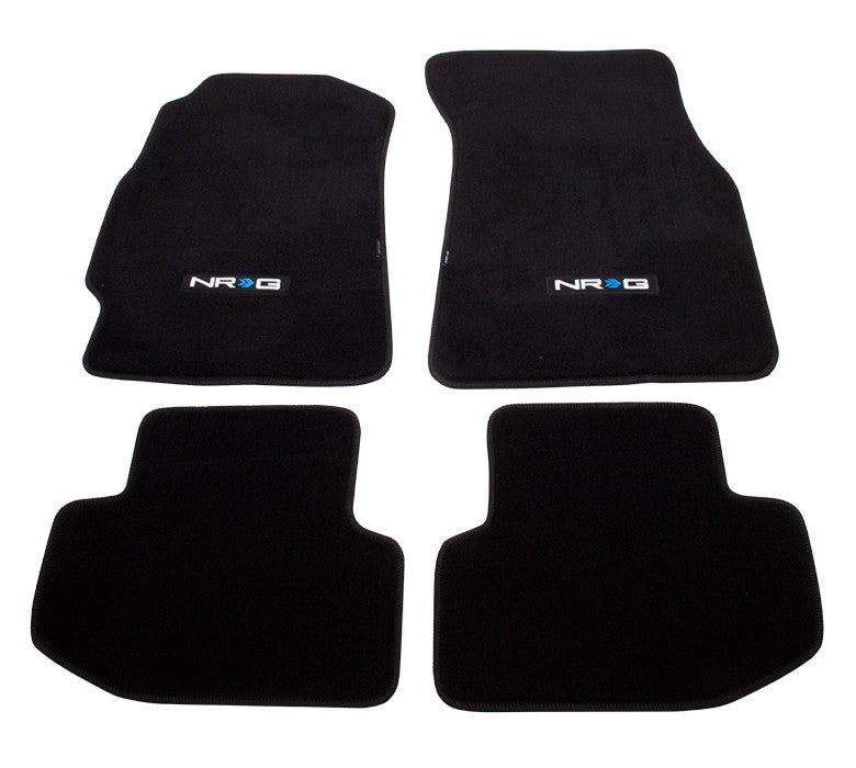 "NRG Innovations Floor Mats: 94-01 Acura Integra W/ ""NRG"