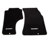 "NRG Innovations Floor Mats: 89-98 Nissan 240sx w/ ""240SX"" Logo (2 pieces) - Drive NRG"