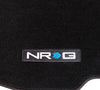 "NRG Innovations Floor Mats: 2009-2011 Subaru Impreza WRX/STI w/ ""NRG"" Logo (4 pieces)"