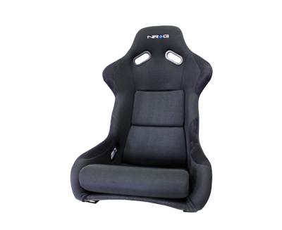 NRG FRP-300: Fiber Glass Bucket Seat (Large) - Drive NRG
