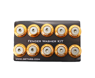 Fender Washer Kit FW-100 Rose Gold - Drive NRG