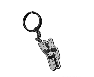 NRG Man Key Chain