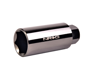 "Black Chrome 19mm Deep Socket (3/8"" Drive) Use for Series 100, 400, 470, 700 - Drive NRG"