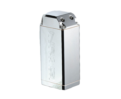 Oil Catch Tank - Universal - Chrome - Drive NRG