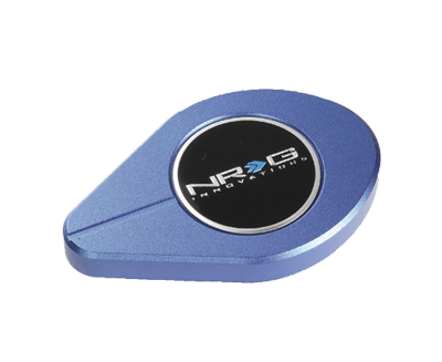 Radiator Cap Cover Blue