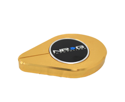 Radiator Cap Cover Gold - Drive NRG