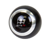 NRG SK-016BK Black Shift Knob with 4 Interchangeable Rings (Universal) - Drive NRG