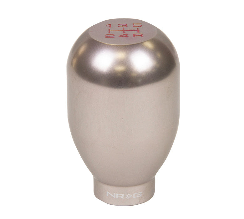 NRG SK-101TI: 42mm 5 Speed Titanium Shift Knob - Honda