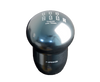 NRG SK-141GM: 6 Speed Super Low Down Shift Knob Gunmetal (Universal) - Drive NRG