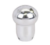NRG SK-141SL: 6 Speed Super Low Down Shift Knob Silver (Universal) - Drive NRG