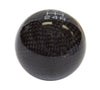 NRG SK-300BC-2: 5 Speed Ball Style Black Carbon Fiber Shift Knob - Drive NRG