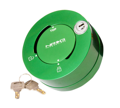 NRG Quick Lock Green (SRK-101GN)