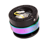 NRG Quick Release Gen 2.0 (Black Body w/ Neochrome Ring) SRK-200BK-MC - Drive NRG
