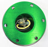 NRG Quick Release Gen 2.0 (Green Body w/ Neochrome Ring) SRK-200GN-MC - Drive NRG