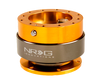 NRG Quick Release Gen 2.0 (Rose Gold Body w/ Titanium Chrome Ring) SRK-200RG - Drive NRG