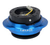 NRG Quick Release Gen 2.2 (Black Body with Invader Shinny Blue Chrome Ring) SRK-220BK/BL