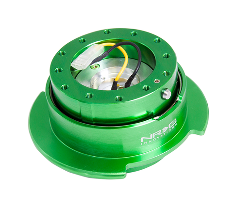 NRG Quick Release Gen 2.5 (Green Body w/ Green Ring) SRK-250GN