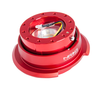 NRG Quick Release Gen 2.8 (Red Body w/ Diamond cut ring) SRK-280RD - Drive NRG