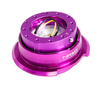 NRG Quick Release Gen 2.8 (Purple Body w/ Diamond cut ring) SRK-280PP - Drive NRG