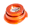 NRG Quick Release Gen 2.8 (Orange Body w/ Diamond cut ring) SRK-280OR - Drive NRG