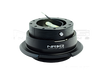 NRG Quick Release Gen 2.8 (Black Body w/ Diamond cut ring) SRK-280BK - Drive NRG