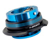 NRG Quick Release Gen 2.9 (Blue Body w/ Black Blue Ring) SRK-290BL-BK/BL - Drive NRG