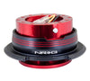 NRG Quick Release Gen 2.9 (Red Body w/ Black Red Ring) SRK-290RD-BK/RD - Drive NRG