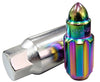 NRG 500 Series Steel Lug Nut M12 x 1.50 (Neo-chrome 21pc) - Drive NRG
