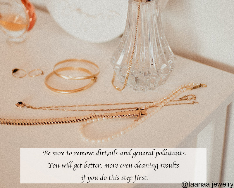 HOW TO TAKE CARE OF YOUR FASHION JEWELRY