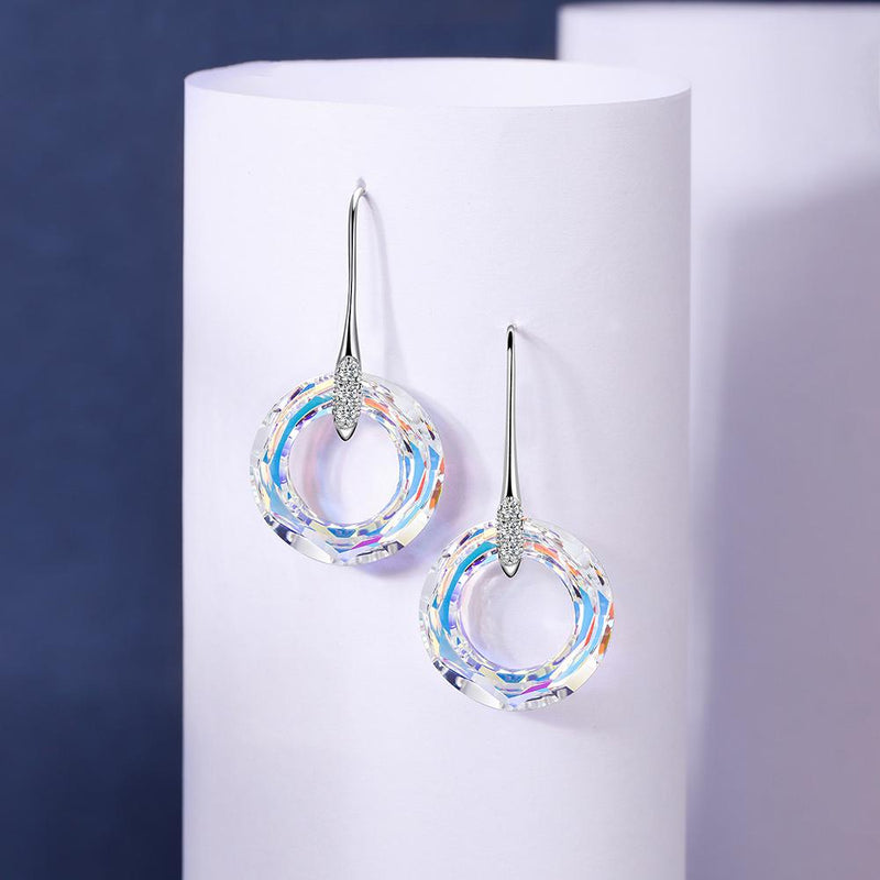 Cosmic Ring Earrings Women (V2)