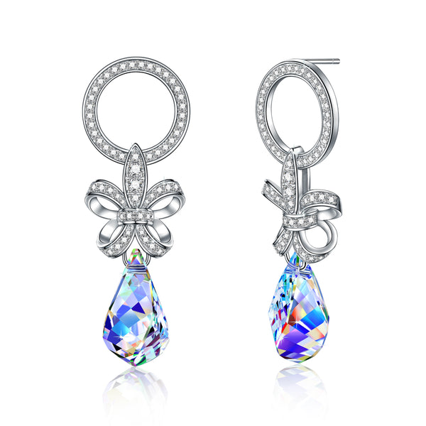 Lucky Butterfly Earrings Women