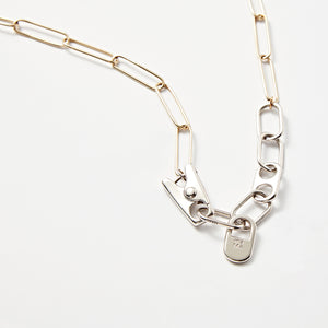 TONGS DYNAMIC SUSPENSION  NECKLACE