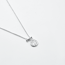 Load image into Gallery viewer, SPANISH DOUBLOON NECKLACE - SMALL(SV)