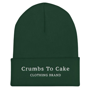 Crumbs To Cake Cuffed Skully