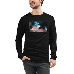 Purge Night Colors Men's Long Sleeve Tee