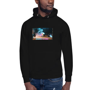 Purge Night Colors Men's Hoodie