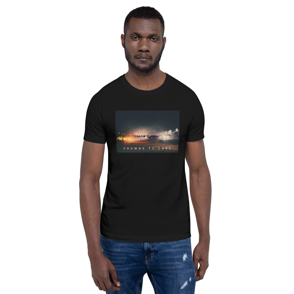 'Chaos' Short-Sleeve Men's T-Shirt
