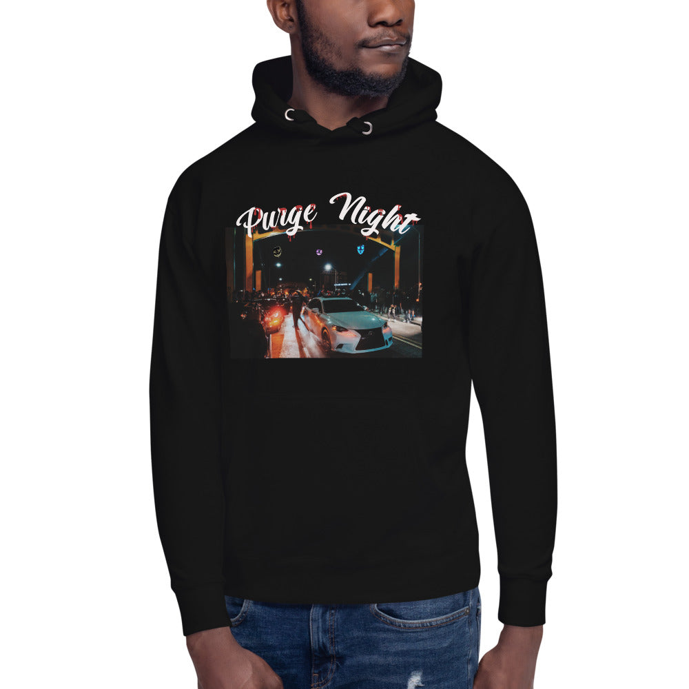 Purge Night Men's Hoodie