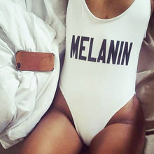 Load image into Gallery viewer, MELANIN One Piece Swimsuit