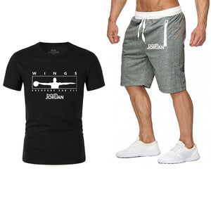 Wings T Shirts+Shorts Set