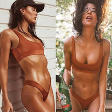 Load image into Gallery viewer, Two Piece Sexy Sport Bikini