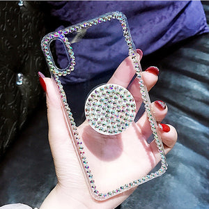 Rhinestone Case For iphone