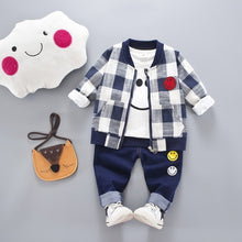 Load image into Gallery viewer, Baby Boys 3 Piece Set