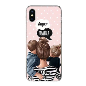 Baby&Mom Girls Phone Case