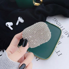 Load image into Gallery viewer, Luxury Shiny Rhinestone Hard Case For Airpods Pro