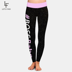 Boss Babe High Waist Leggings